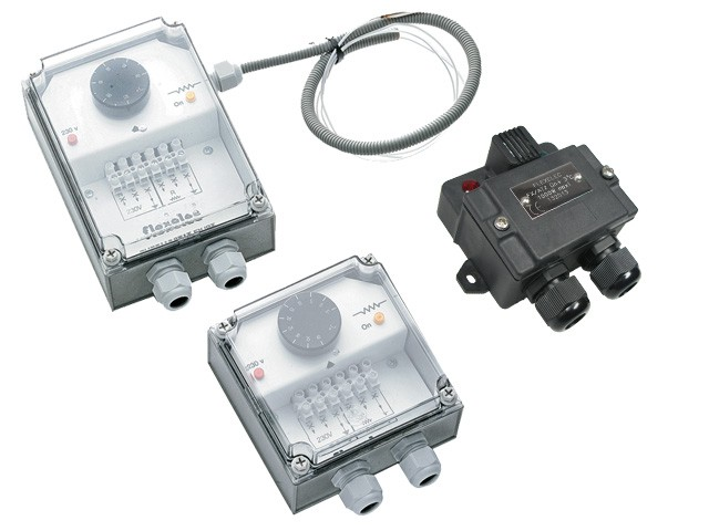 Thermostats pour cable chauffant FX/AT2 FX/AT FX/ST